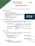 PROYECTO FUNDACIONES (ZAPATAS AISLADAS)