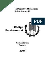 Codigo Fundamental del PDMU