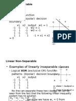ANN - Perceptron - Adaline