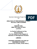 Summer Internship Project Report-Vibhor Goel