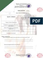 Slac Sample