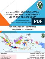 Dealing With Biological Mass Casualties