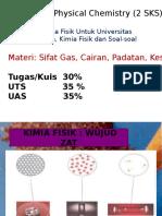 Kimia Fisik (Gas)