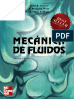 Mecánica de Los Fluidos - Streeter - 9 Edición