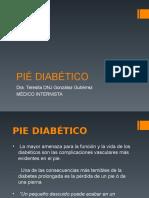 13 Pie Diabético