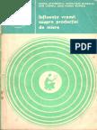 245764411 Influenta Vremii Asupra Productiei de Miere M Eftimescu I Carnu 1982 58 Pag