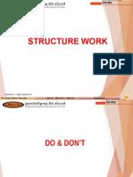 103E&C_STRUCTURE DONT & DO.pptx