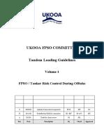 FPSO Loading Guidline