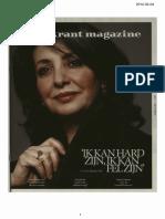Interview Volkskrant