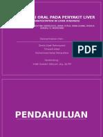 Manifestasi Oral Pada Penyakit Liver REV