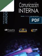 Comunicacion Interna ICADE