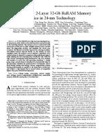 A 130.7-mm 2-Layer 32-Gb ReRAM Memory Device in 24-nm Technology.pdf