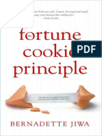 The Fortune Cookie Principle _ - Jiwa, Bernadette