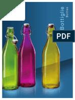 Bormioli Rocco Colour Bottle
