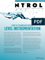 Level Instrumentation State of Technology