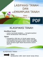 3. Klasifikasi Tanah Dan Kemampuan Tanah