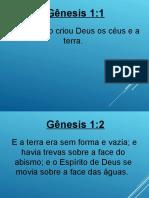 Gênesis - 001