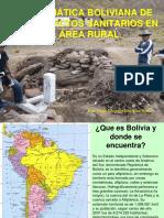 Cicb-08-Problemática Boliviana de Los Proyectos Sanitarios