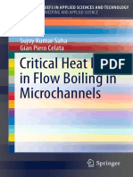 Critical Heat Flux in Flow
