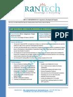 SAP BPC 10.0 Training Program - ZaranTech