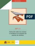 Instrucción Puentes Cerreteras