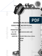 Trabajo Aplicativo Articulos 95 96 97 Cjmp Erik Jua Nquispe Machaca