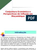 Conjuntura Economica e Prespetiva de Inflaccao Em Mocambique