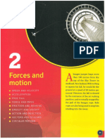 Forces and Motion IGCSE Physics