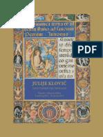 Julije Klović - MUZEJSKO - EDUKATIVNA KNJIŽICA