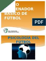 Psicología Aplicada Al Fútbol