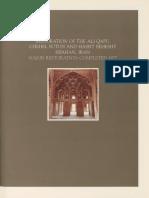 Restoration of Ali-Qapoo and Hasht-Behesht Palace