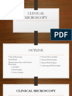 Clinical Microscopy