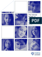 The Mental Health of Children and Young People - A Framework for Promotion, Prevention and Care 2005