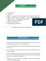 Sistematika Prajab Pola Baru 2015