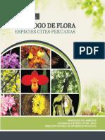 Catálogo de Flora. Especies CITES Peruanas 1