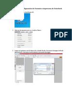 Manual de Configuración Aplicartivo Fotochecks