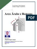 Ciencias Humanas - Arco Arabe e Romano - Ciencias Himanas - Arquitectura e Desenho - Augusto Kengue Campos