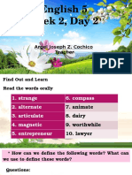 2nd Quarter_English 5_Week 2 Days 2 & 3.pptx