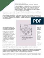 TEORÍAS DEL DESARROLLO REGIONAL