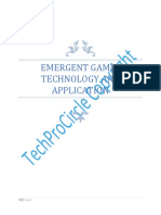 Emergent Games technologies and applications.pdf