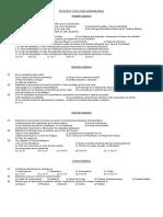 Boletín # 1 Simeco-Admisión 2014-II