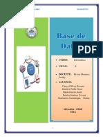 Base de datos aplicado a Farmacia
