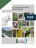 Plan Parques Urbanos Santander