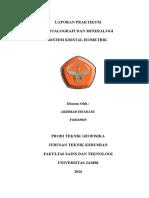 Laporan krismin sistem isometrik