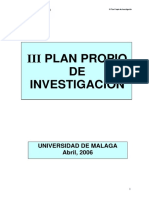 IIIPlanPropio