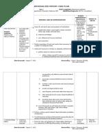 Individualized Patient Care Plan