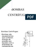 Máquinas Hidráulicas - Bombas