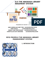RFID Propels the Angkasa Library Management System