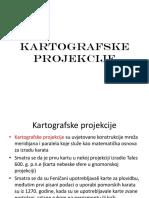 3. Terestricka Navigacija_ Kartografske Projekcije