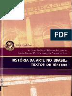 LIVRO - Historia da arte no Brasil - Myriam Andrade.pdf